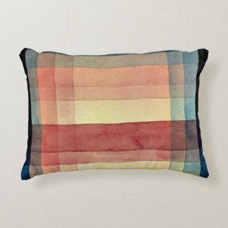 Architecture of the Plain Decorative Pillow