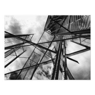 architecture photo print