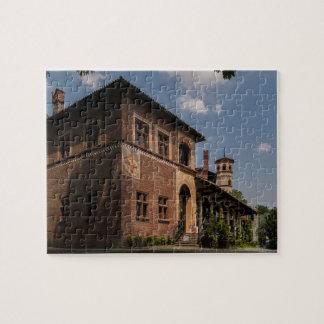 Architecture puzzle