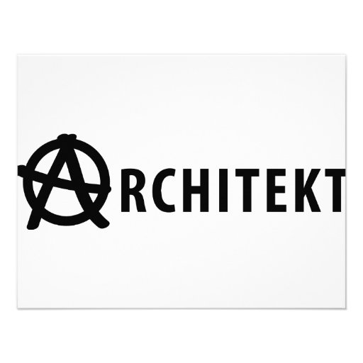 Architekt icon personalized invites