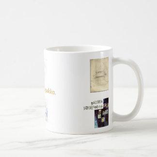 Architektura polska. classic white coffee mug