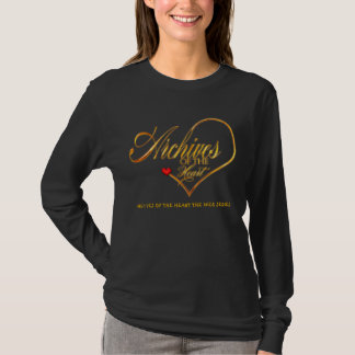 ARCHIVES OF THE HEART LONG SLEEVE SHIRT