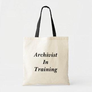 Archivist in Training Tote