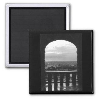 Archway Overlook Magnet