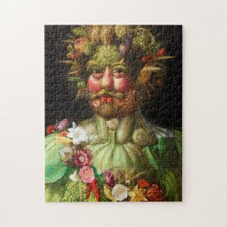 Arcimboldo Rudolf II Puzzle
