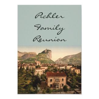 Arco III, Trentino-Alto Adige, Italy Card
