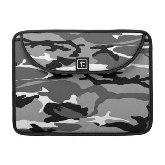 Arctic Camo Sleeve For MacBook Pro