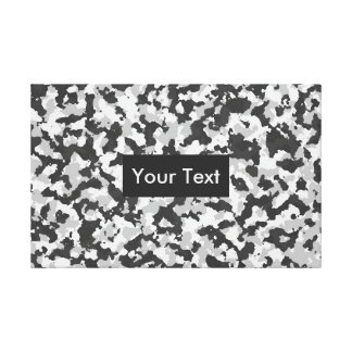 Arctic Camouflage Full Print Customizable
