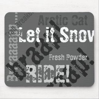 Arctic Cat Mouse Pad