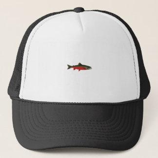 Arctic Char Illustration Trucker Hat