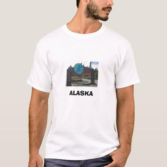 arctic circle, ALASKA T-Shirt