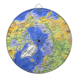 Arctic Circle Dartboard
