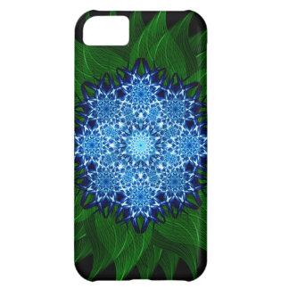 Arctic Flower Mandala iPhone 5C Case