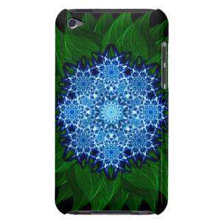 Arctic Flower Mandala iPod Touch Cover