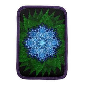 Arctic Flower Mandala Sleeve For iPad Mini