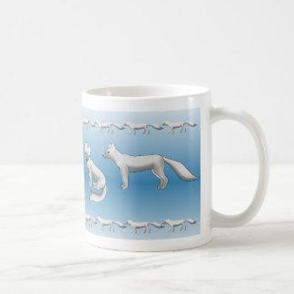 Arctic fox cup