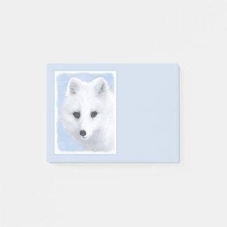 Arctic Fox Post-it® Notes