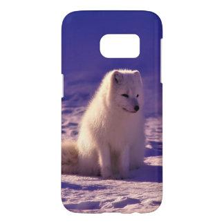 Arctic Fox Samsung Galaxy S7 Case