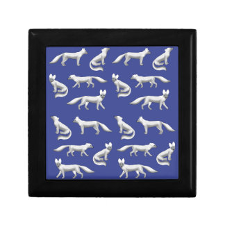 Arctic fox selection gift box