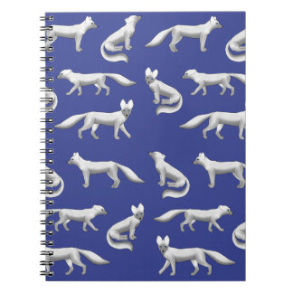 Arctic fox selection notebooks