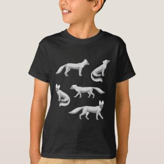 Arctic fox selection T-Shirt