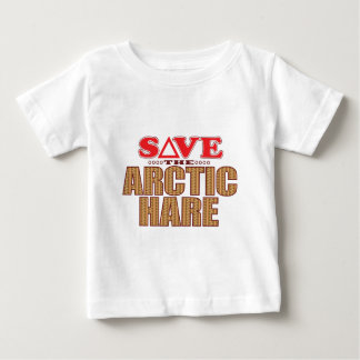 Arctic Hare Save Baby T-Shirt