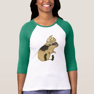 Arctic Lemming Meringue T-Shirt