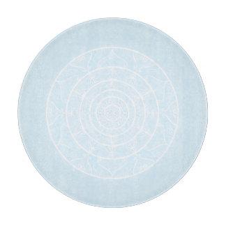 Arctic Mandala Cutting Board
