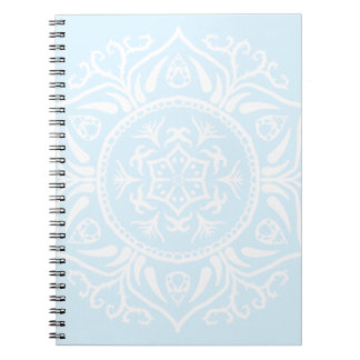 Arctic Mandala Notebook