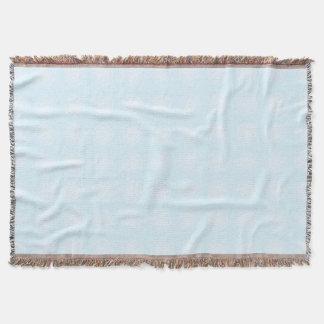 Arctic Mandala Throw Blanket