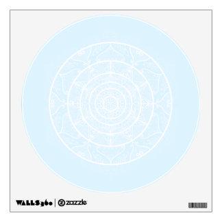 Arctic Mandala Wall Sticker