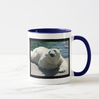 Arctic Polar Bear Coffee Mug