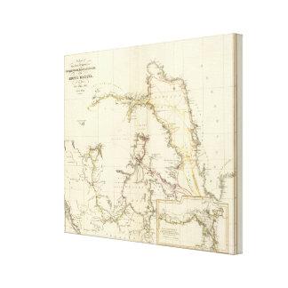 Arctic Regions 2 Canvas Print