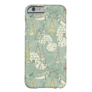 arctic retro barely there iPhone 6 case