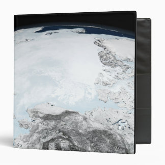Arctic sea ice 2 3 ring binder