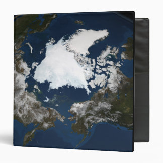 Arctic sea ice binders