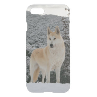 Arctic Snow Wolf iPhone 7 Case