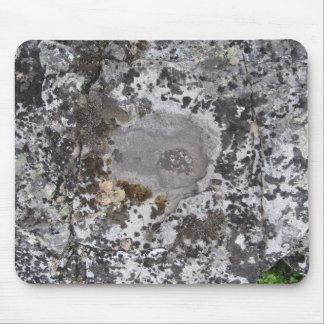 Arctic stones mouse pad
