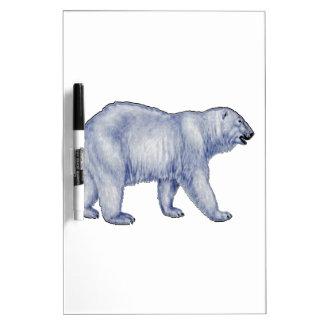 Arctic Survivor Dry Erase Board