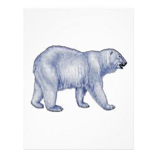 Arctic Survivor Letterhead