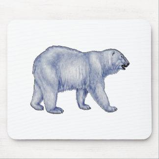 Arctic Survivor Mouse Pad