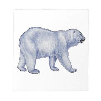 Arctic Survivor Notepad