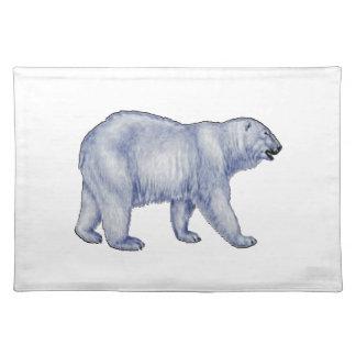 Arctic Survivor Placemat