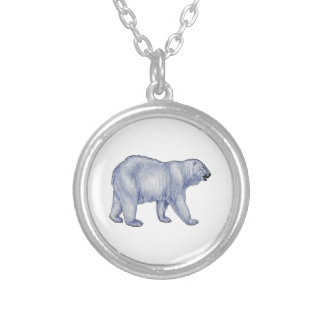 Arctic Survivor Silver Plated Necklace