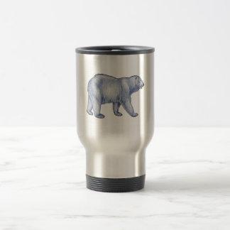 Arctic Survivor Travel Mug