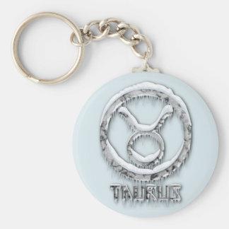 Arctic Taurus Keychain