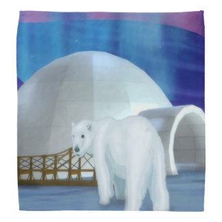 Arctic Winds Bandannas