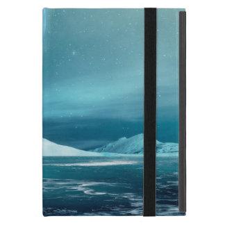 Arctic Winter Night iPad Mini Case, No Kickstand iPad Mini Case