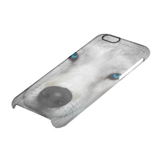 Arctic Wolf Clear iPhone 6/6S Case