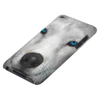 Arctic Wolf iPod Touch Case-Mate Case